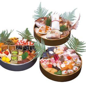 2020年 京王百貨店のおせち 京都、金沢の老舗料亭・名店 吉兆、金茶寮など