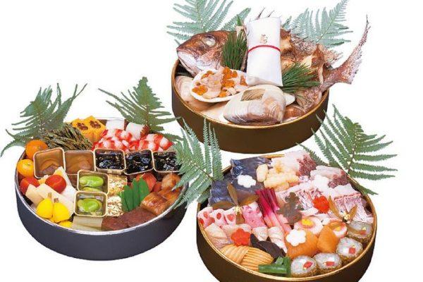 2020年 大丸京都店のおせち 京都の料亭、ホテル、少人数用です。