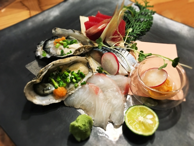 京都料亭の料理