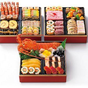 福岡市の美味しいおせち おすすめの予約はデパートやホテル、人気料亭