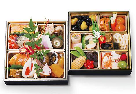 たつみ寿司のおせち