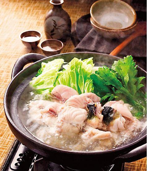 博多い津みのふぐちり鍋