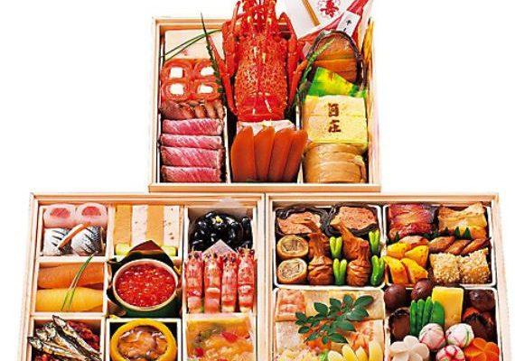 2020 福岡市 岩田屋本店のおせち 料亭、名店、中華、少人数