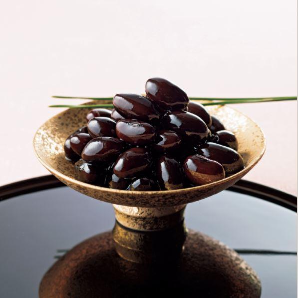 家庭画報 黒豆